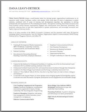 resume samples brooklyn resume studio new york city resume writer career consultant