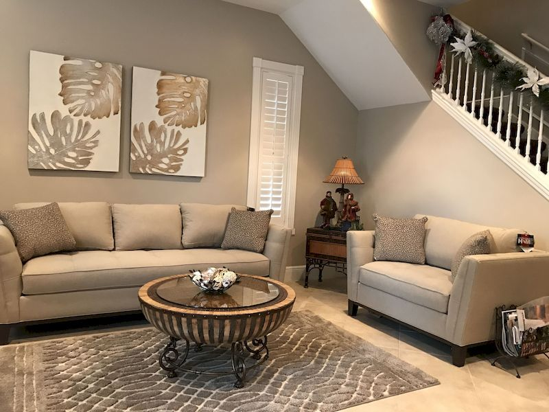 46 Awesome Living Room Paint Ideas By Brown Furniture Roundecor Brown Living Room Decor Brown Living Room Living Room Tiles
