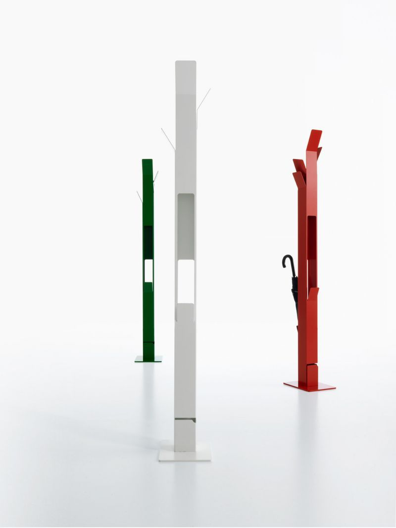 Matchbox, coat hanger/umbrella stand by Giopato for Miniforms