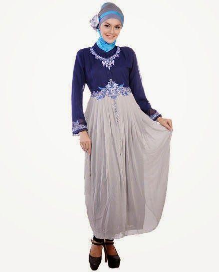 koleksi baju muslim jersey motif wanita  20b8e769cb