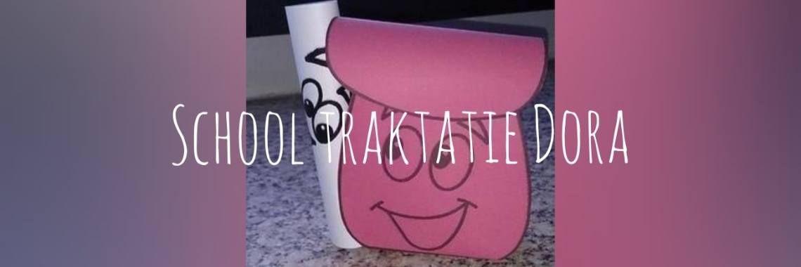 Kleurplaten En Zo Dora.School Traktatie Dora Marciano School En Kleurplaten