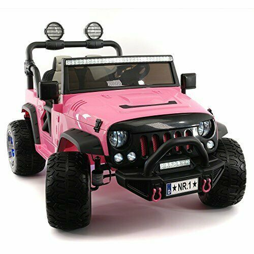 Kids Ride On Wild Jeep Battery Powered Car 12 Volt Children Electric Pink Toy Modernokids Kidsrideon Wildjeep Batter Toy Cars For Kids Kids Ride On Toy Car