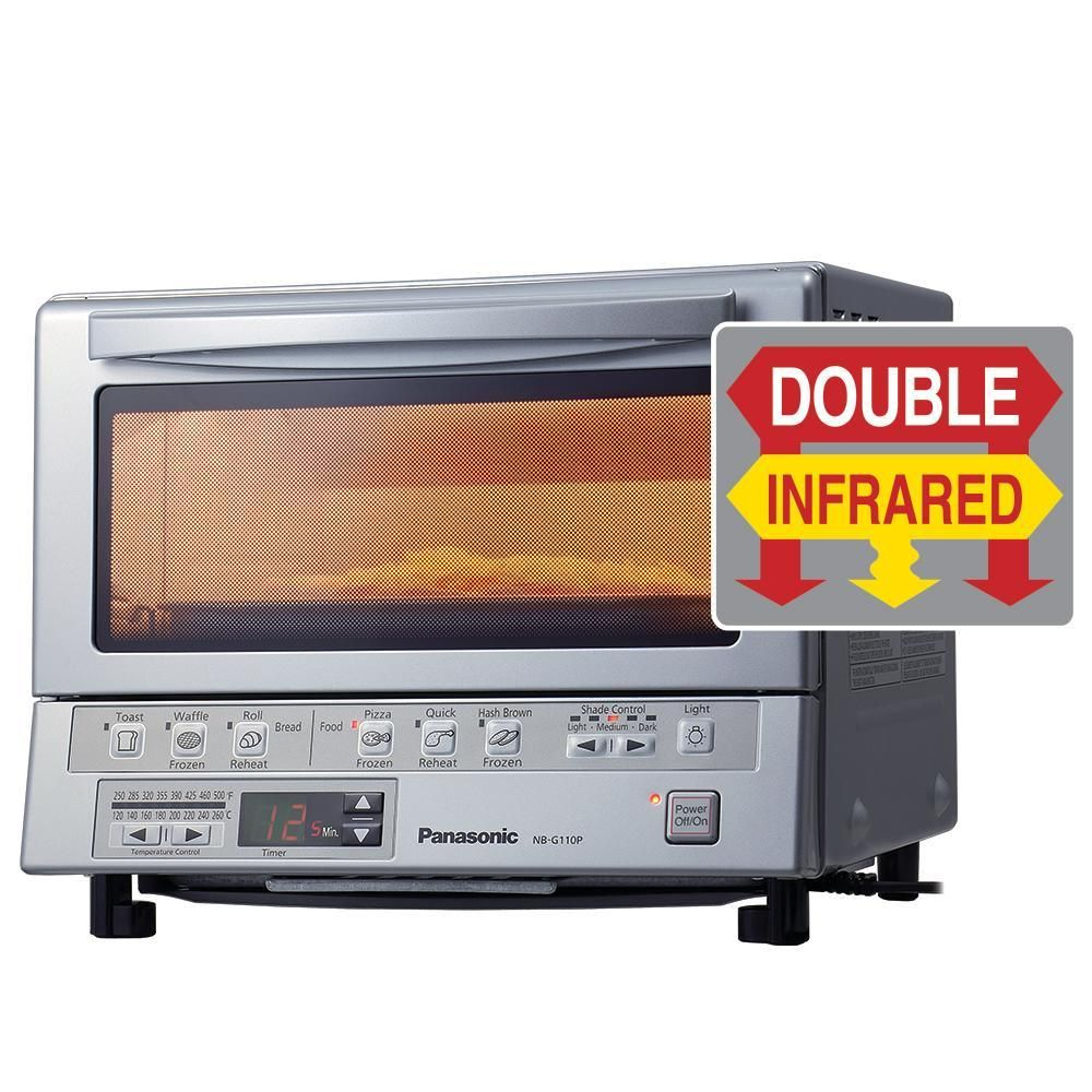 Flashxpress Toaster Oven Nb G110 Panasonic Us