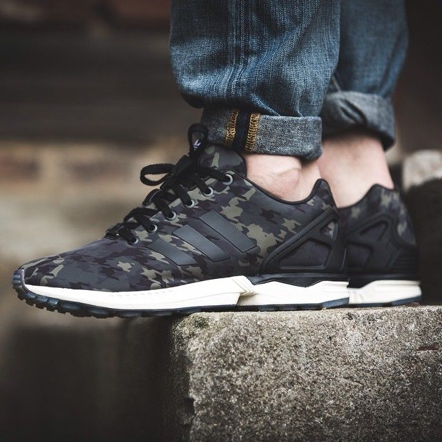 Adidas Zx Flux Italia Independent Camouflage