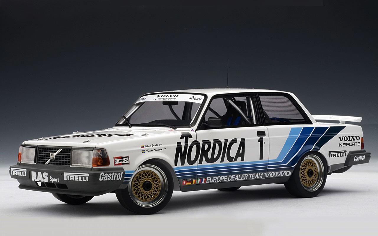 1986 ETCC Volvo 240