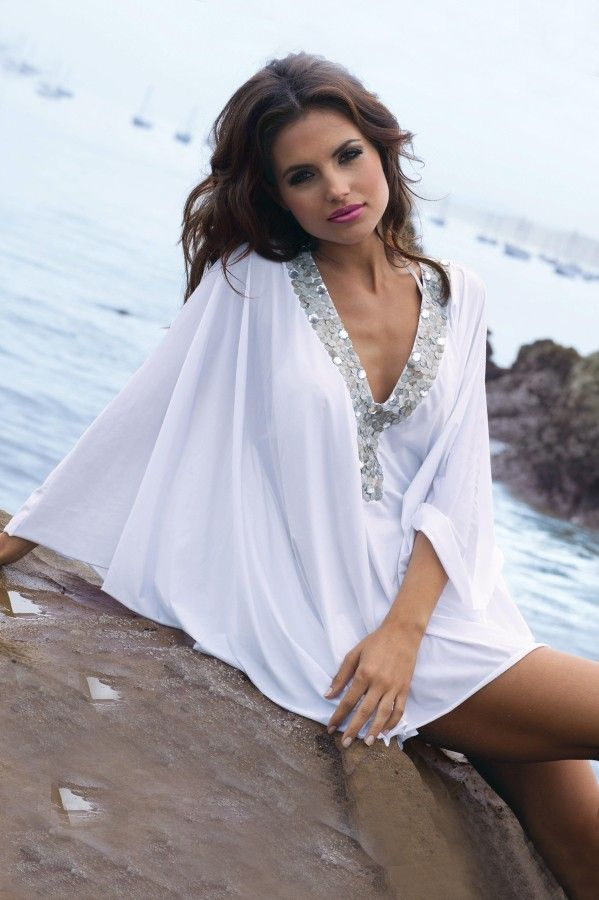 Beach Dresses & Bathing Suit Cover-Ups