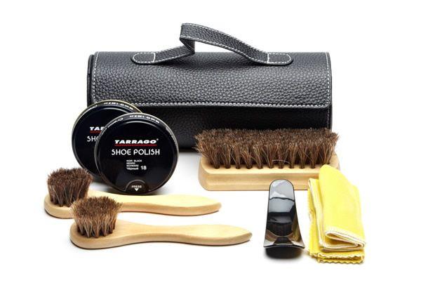 boot polish kit