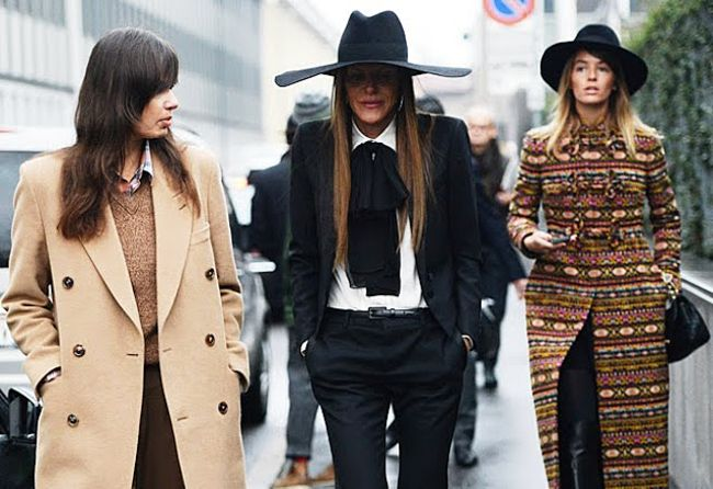 Trend: grote hoeden - Fashionscene.nl