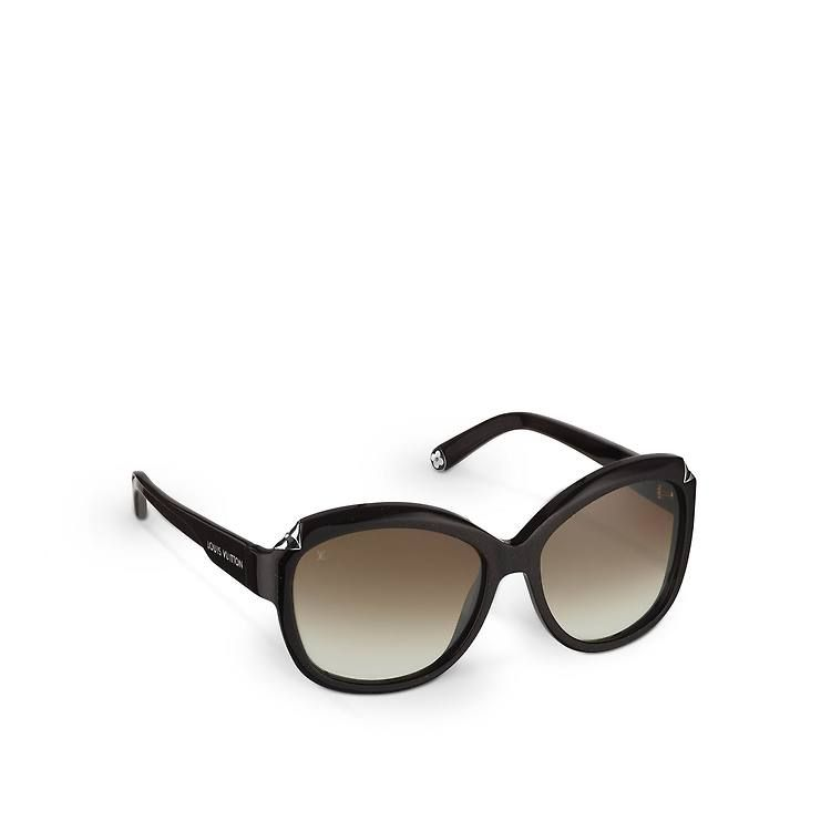 Hortensia Cat Eye Damen Accessoires Sonnenbrillen Louis Vuitton Cat Eye Sunglasses Sunglasses