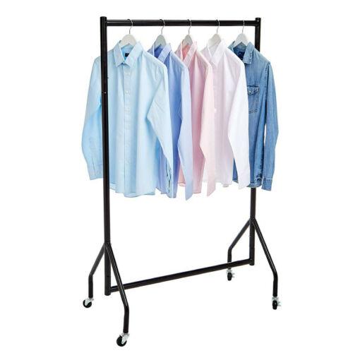 Schwerlast Metall Kleiderständer Garderobenständer Kleiderstange Wäscheständer