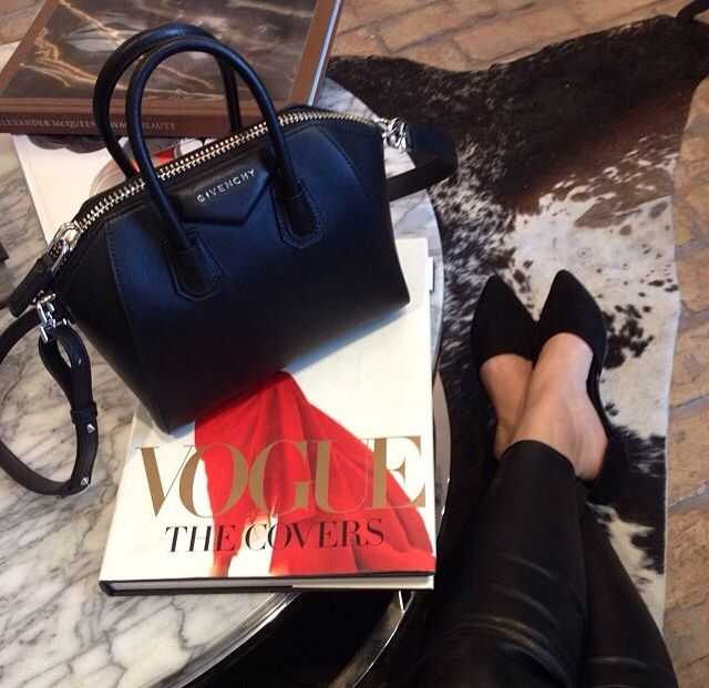 Givenchy mini antigona in black  fd3bd202a0564