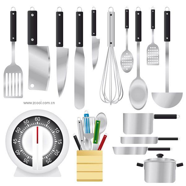 Utensilios Basicos Com Imagens Acessorios De Cozinha