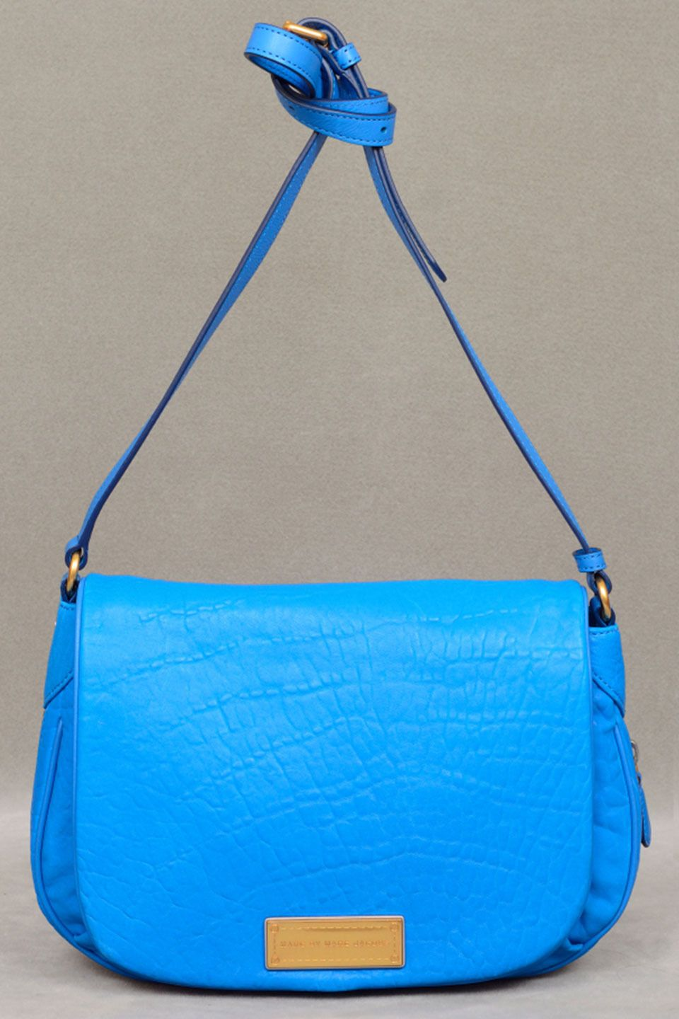 Marc by Marc Jacobs Washed Up Nash Crossbody in Blueglow - Beyond the Rack