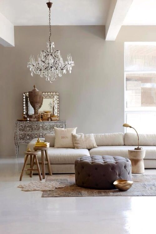 Warme kleur muur slaapkamer | Nieuw huis | Pinterest - Muur ...