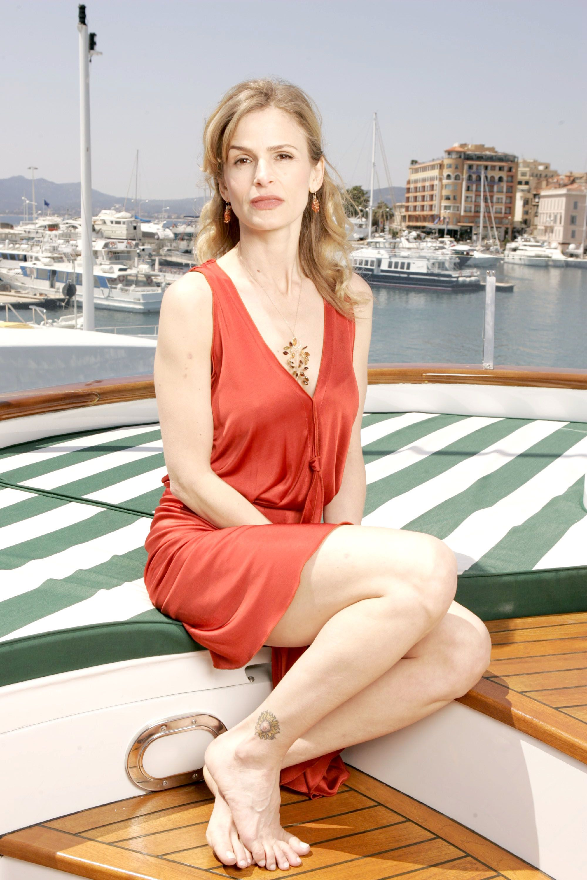 Published on August 5, Kyra Sedgwick, Kevin Bacon, Celebrity Feet, Foot  Pictures