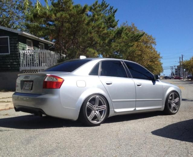 b6 audi s4 with 19 peelers cars pinterest audi s4 and cars. Black Bedroom Furniture Sets. Home Design Ideas