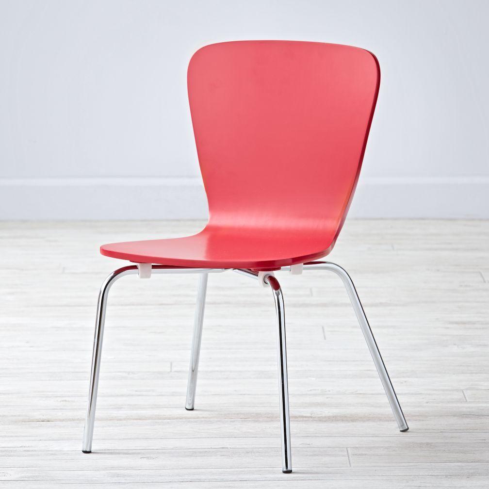 Little Felix Red Kids Chair