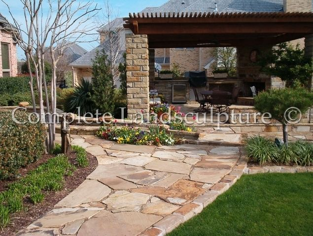 Complete Landsculpture | Dallas & Oklahoma Landscaping ... on Dfw Complete Outdoor Living id=30652