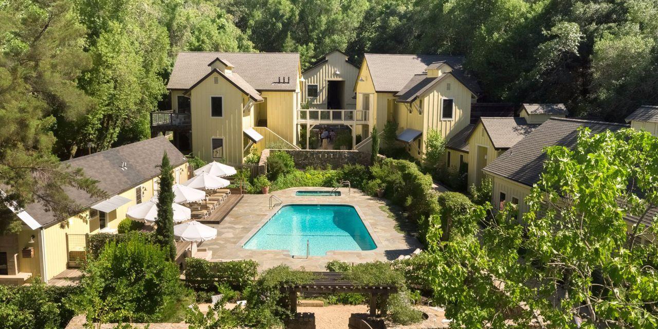 Farmhouse Inn in Sonoma County, California Inn Deals in