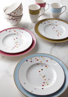Confetti dinnerware #katespade & Confetti dinnerware #katespade | celebrate! | Pinterest | Dinnerware ...