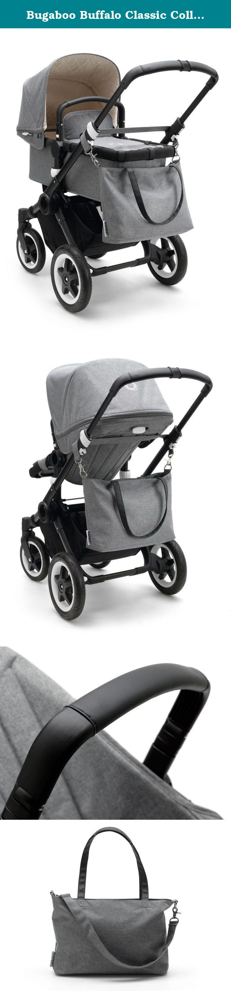 Bugaboo Buffalo Classic Collection Complete Stroller, Grey