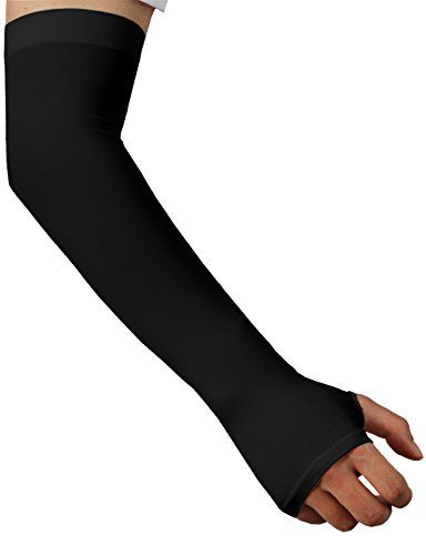 H2h Sport Unisex Compression Fit Hand Cover Cooling Arm Sleeves Uv