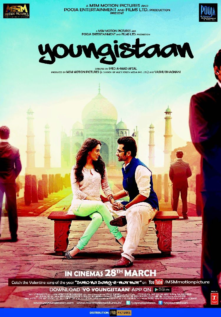 #YOUNGISTAAN Worth a watch!  #fridaymoviez