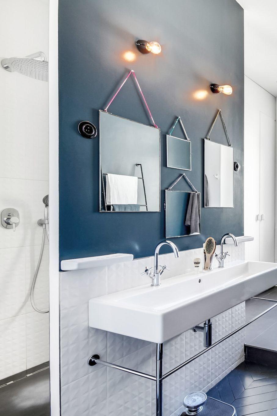Aménager une estrade pour optimiser le volume  Idée salle de bain