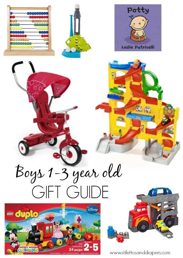 Complete Boys Gift Guide Ages 1 3 4 6 7 10