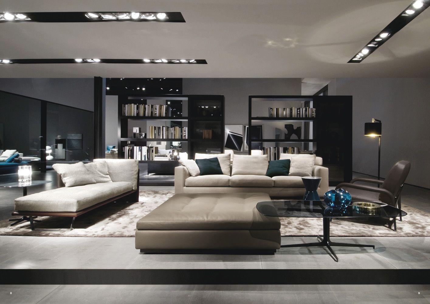 minotti luxus m bel pinterest living rooms. Black Bedroom Furniture Sets. Home Design Ideas