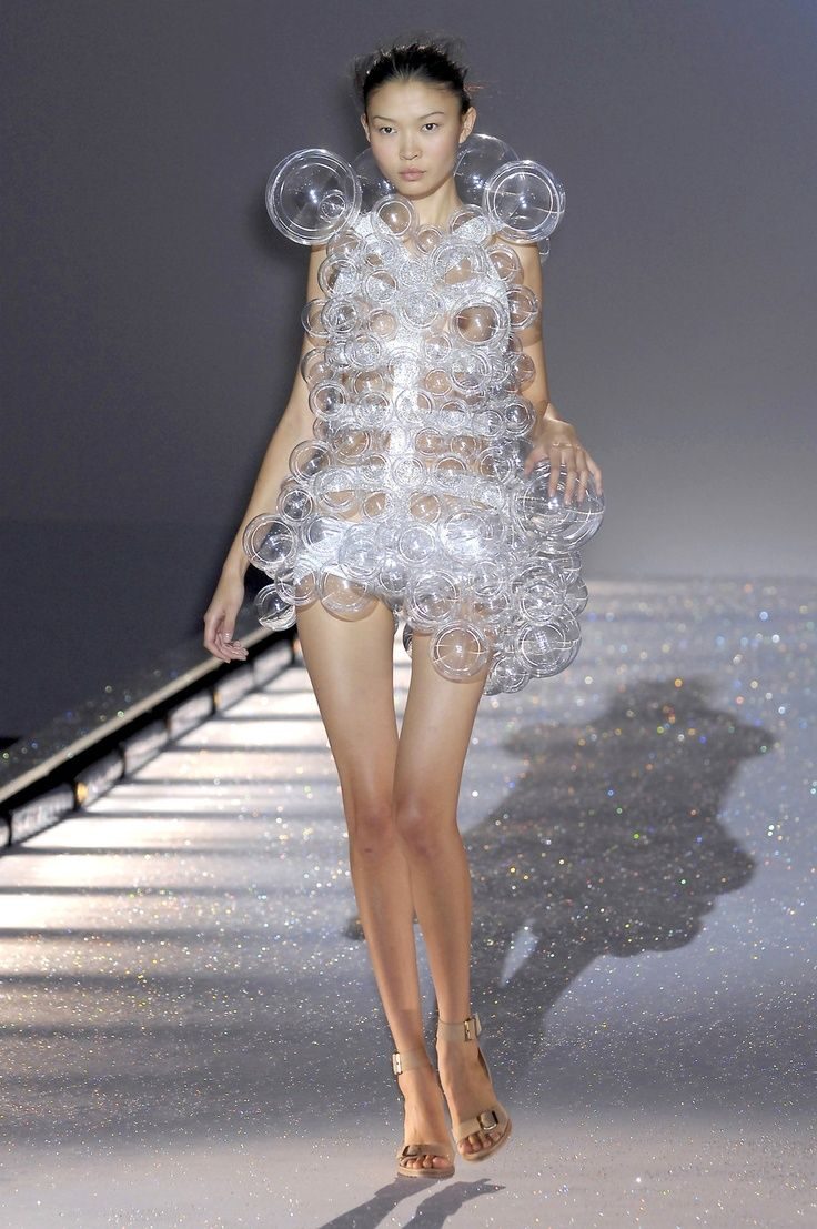 Hussein Chalayan Bubble Dress