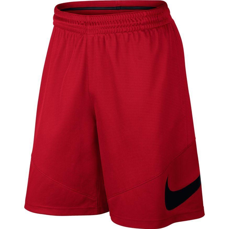 entrega rápida Mitad de precio gran descuento pantalon corto de baloncesto Nike rojo 2   Ropa   Hombres ...