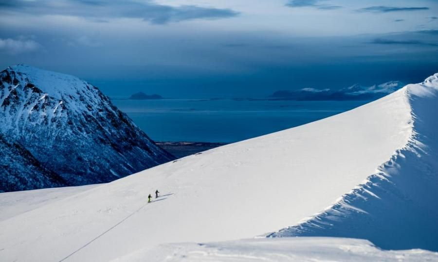 We sent Kaylin Richardson and Øystein Aasheim to Norway, land of the mountains and sea, for our upcoming feature film. Get a first glimpse of the footage we captured in the beautiful Lofoten Islands.