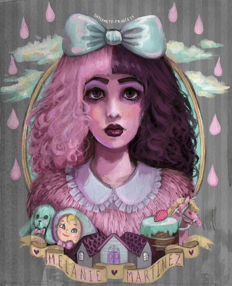 Melanie Martinez By Hohoemii On Deviantart