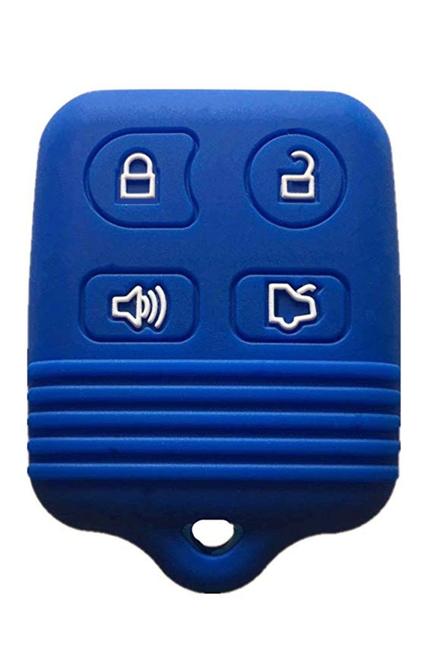 Kawihen Silicone Key Fob Cover Case Protector Smart Remote Control