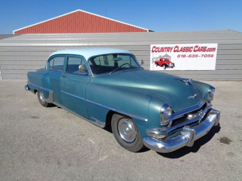1954 Chrysler Windsor Deluxe for sale - Staunton, IL ...