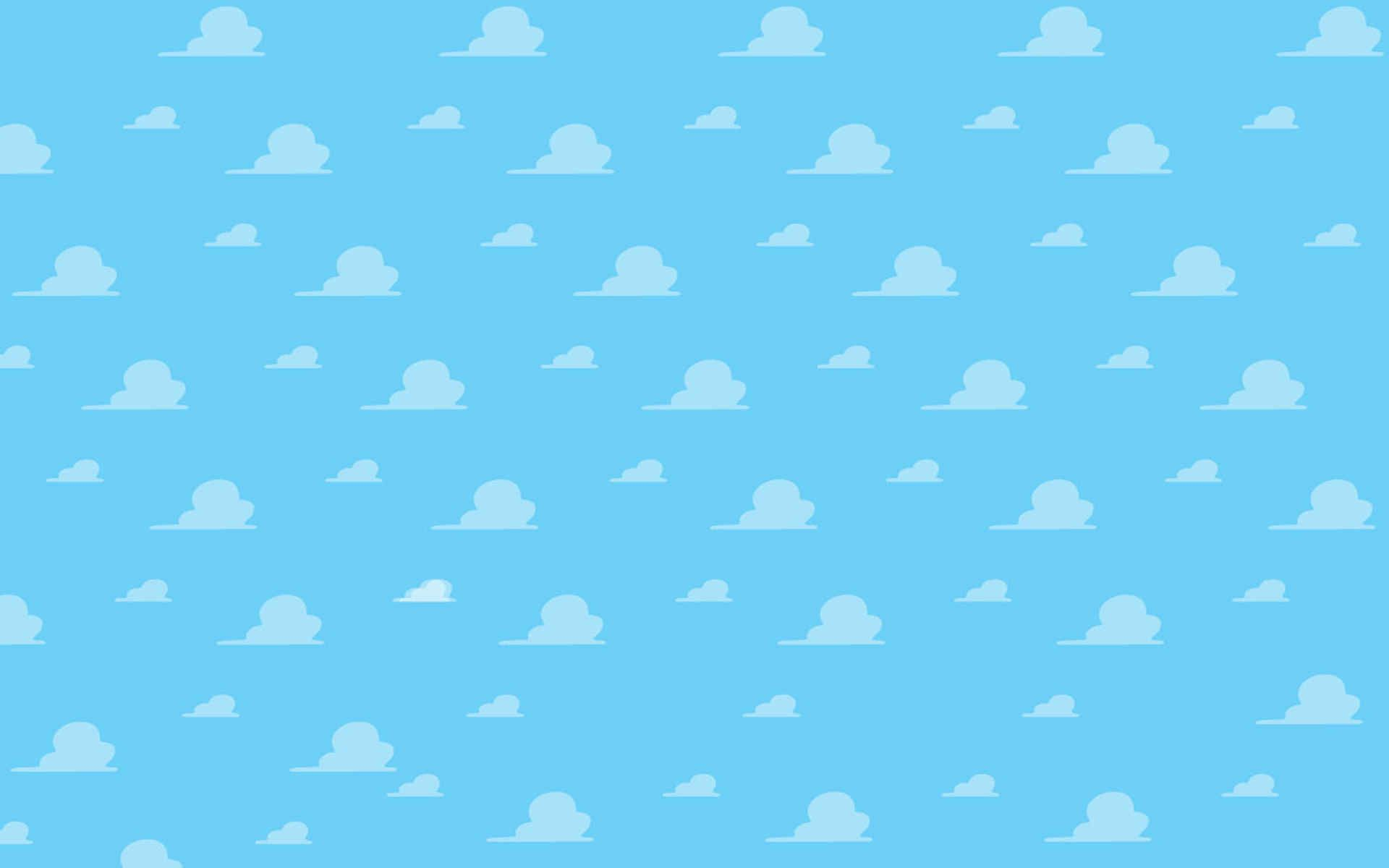Toy Story Cloud Wallpaper, Desktop 4K Full HD Images