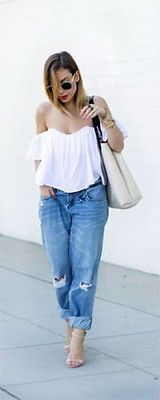 USA-SEXY-OFF-THE-SHOULDER-RUFFLED-LOW-BACK-PEASANT-SHORT-SLEEVE-BLOUSE-CROP-TOP