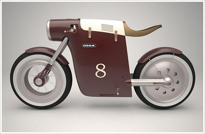 Concept Bike: 'Monocasco' by Art-Tic Design