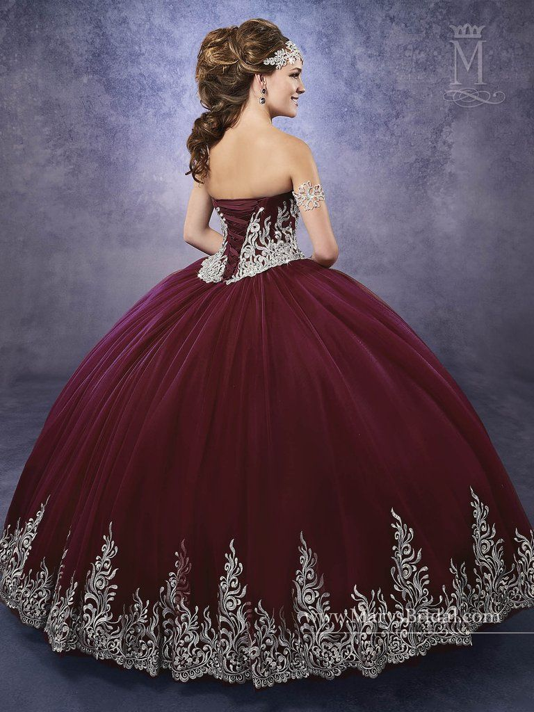 2e63cfe86b Mary s Bridal Princess Collection Quinceanera Dress Style 4Q478-Mary s  Bridal-ABC Fashion