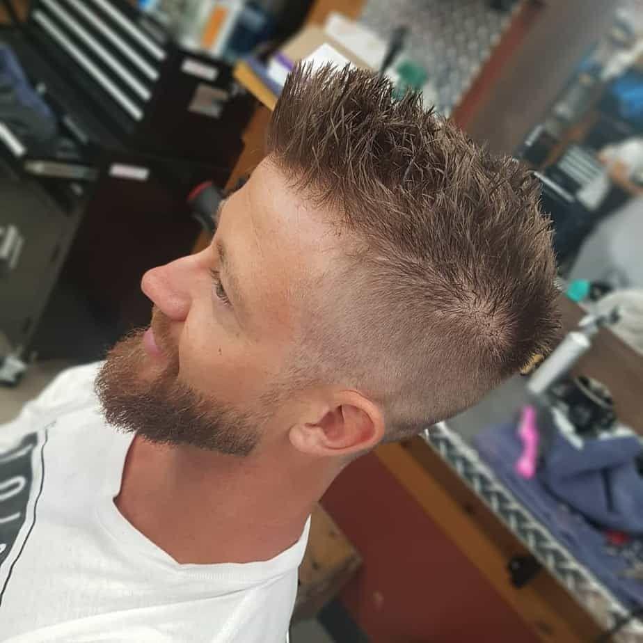 Mannerfrisuren Kurz 70 Coolsten Stylen 2019 Update Bayrays Manner Haarschnitt Kurz Manner Frisur Kurz Frisuren Rundes Gesicht