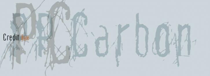 PP Carbon font download