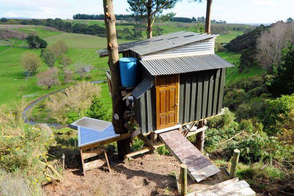 House Designs Ideas Inspiration Photos Trendir Outdoor Bathtub Tree House Water From Air