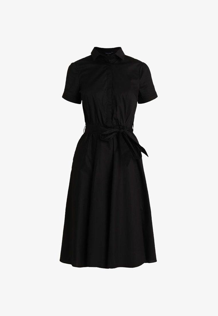 More & More Blusenkleid - black - Zalando.de | Blusenkleid ...