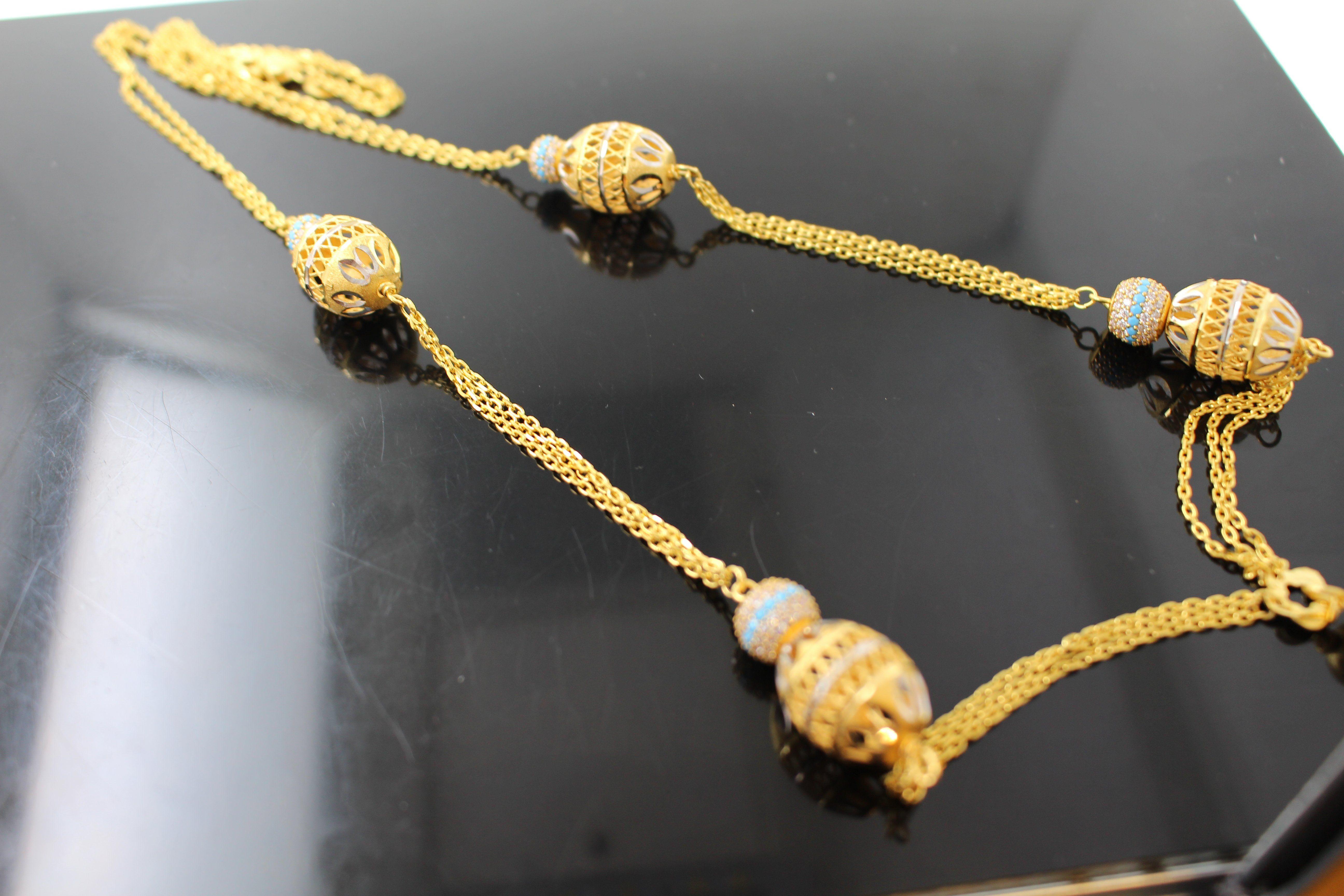 K elegant ladies necklace classic charm ball design c clip on
