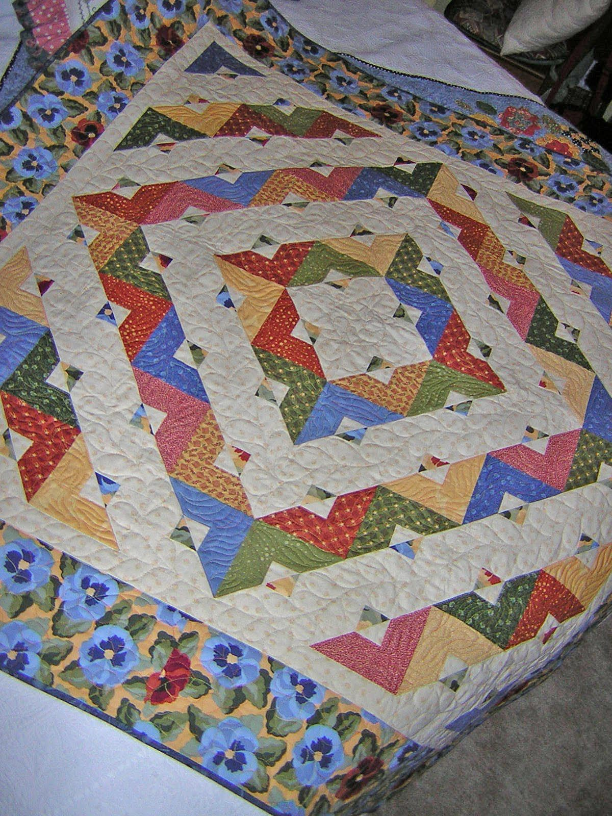 Kim's Big Quilting Adventure: January 2011