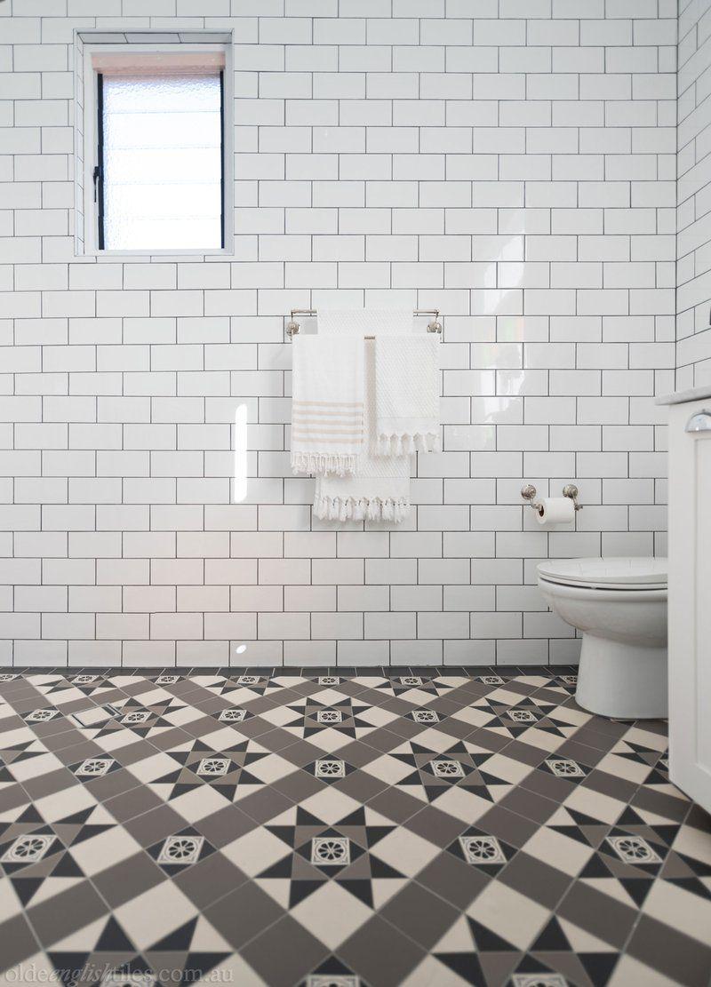 Bathroom Heritage Tessellated Tiles A Tiles Heritage Bathroom Victorian Style Bathroom