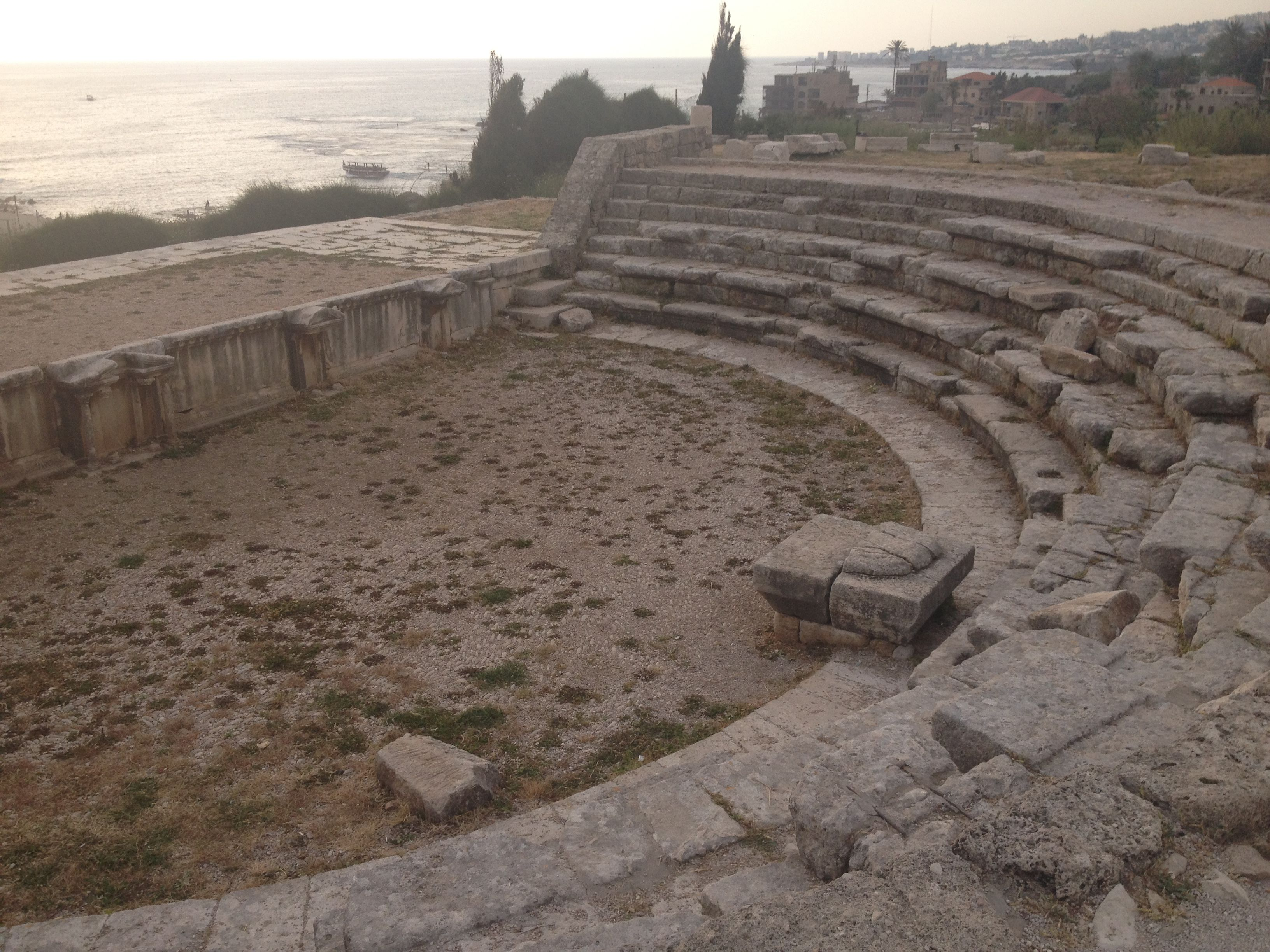 OdCL Amphithéâtre Byblos Libanon
