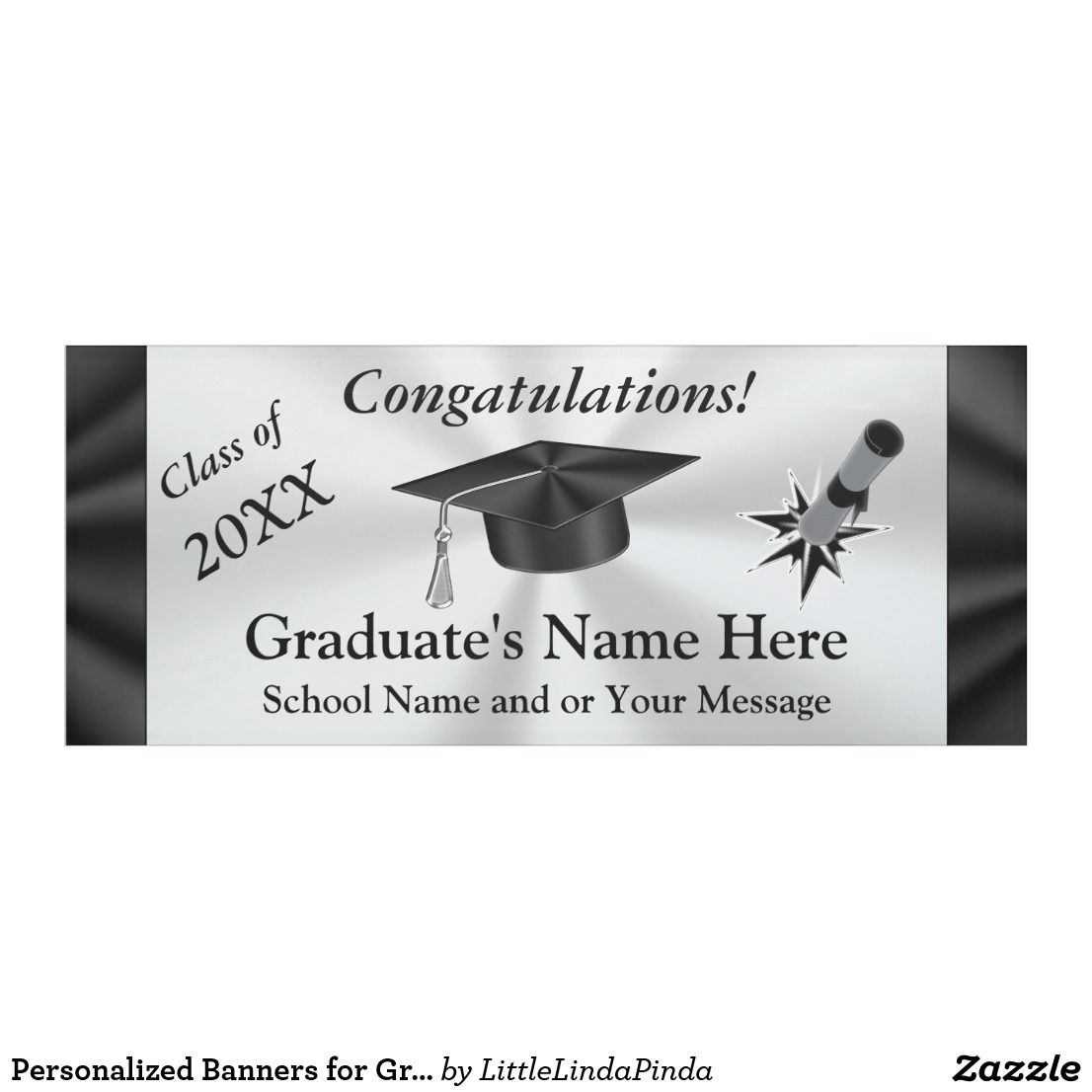 personalized graduation banners - Gidiye.redformapolitica.co
