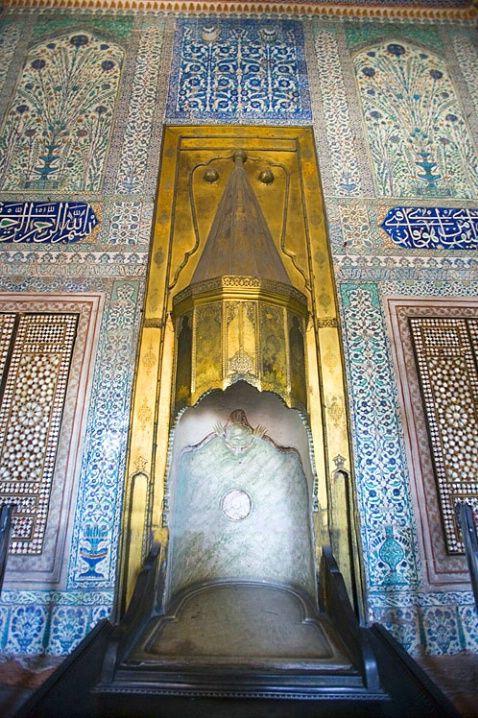 fireplace in the harem quarter, topkapi palace, istanbul, turkey  #Turkey #Holiday #View